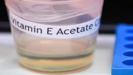 Why Vitamin E Acetate is in Pesticides