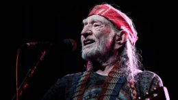 Willie Nelson says he's not smoking but is still using cannabis